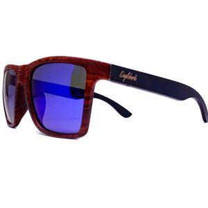 Oak Colored Frames, Bamboo Sunglasses
